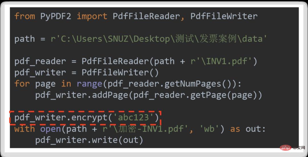 总结用Python 操作 PDF 的几种方法_亿码酷站_编程开发技术教程插图5