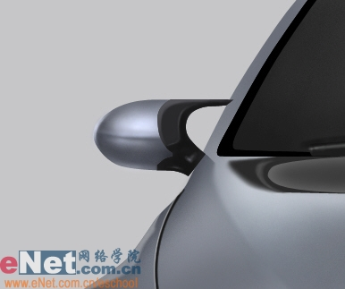 Photoshop鼠绘实例:宝马BMWM3_亿码酷站___亿码酷站平面设计教程插图32