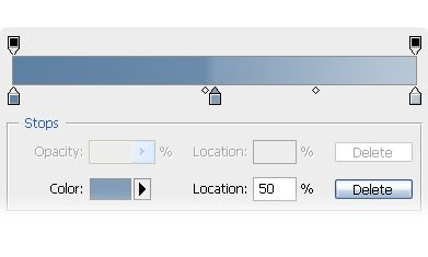 Photoshop制作Web2.0风格导航条_亿码酷站___亿码酷站平面设计教程插图3
