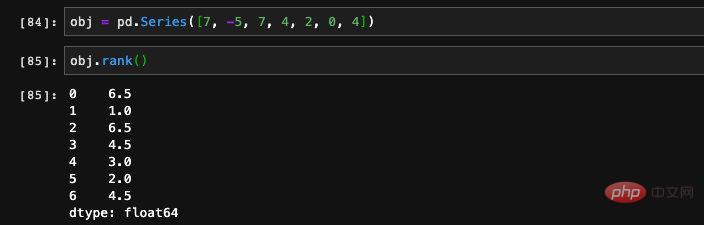 pandas技巧之 DataFrame中的排序与汇总方法_编程技术_编程开发技术教程插图5