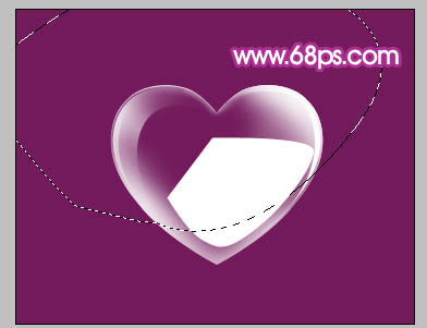 Photoshop制作漂亮的心形泡泡_亿码酷站___亿码酷站平面设计教程插图16