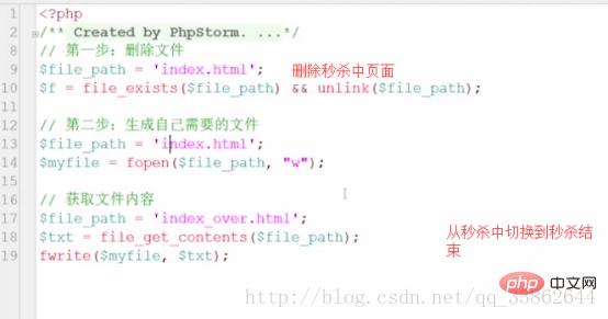 分享php秒杀功能实现的思路_亿码酷站_编程开发技术教程插图6