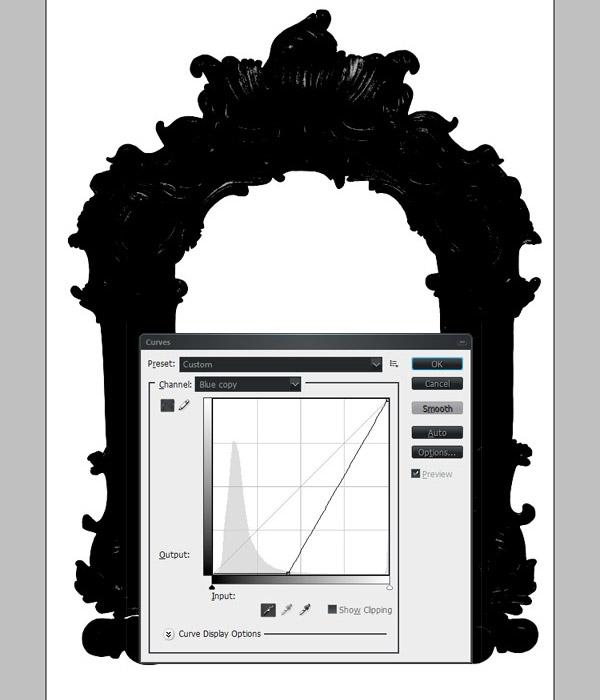 Photoshop图像合成实例:制作一个神秘者_亿码酷站___亿码酷站平面设计教程插图8