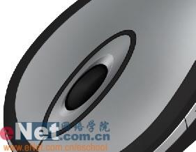 Photoshop鼠绘逼真的无线鼠标_亿码酷站___亿码酷站平面设计教程插图8