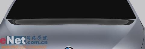 Photoshop鼠绘实例:宝马BMWM3_亿码酷站___亿码酷站平面设计教程插图25