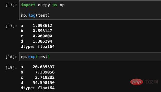 使用pandas进行数据处理之 Series篇_亿码酷站_编程开发技术教程插图8