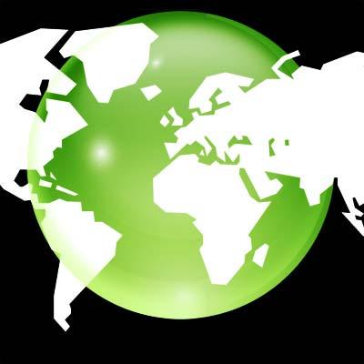 Photoshop绘制一个精致的水晶地球_亿码酷站___亿码酷站平面设计教程插图13