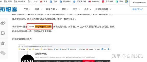 白杨SEO:网站外链怎么做?增加外链的42个技巧方法,举例_seo插图8