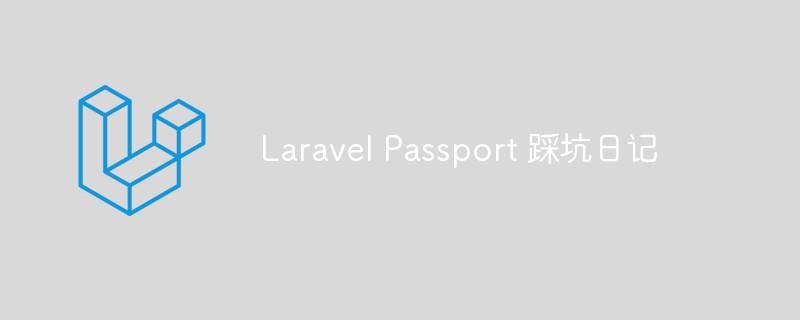 分享Laravel Passport 踩坑日记_编程技术_亿码酷站