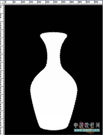 Photoshop打造一只精美艺术花瓶_亿码酷站___亿码酷站平面设计教程插图6