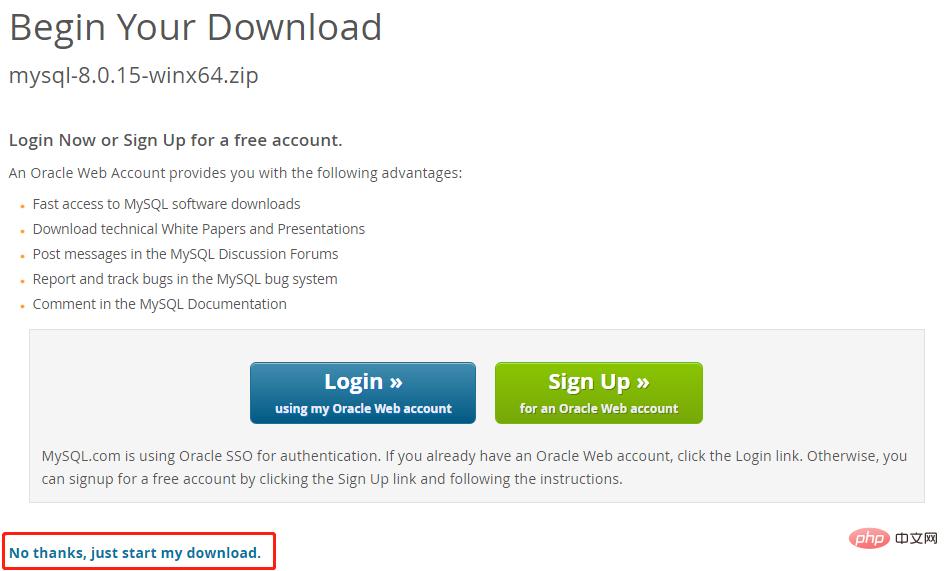 Windows下MySQL 8.0.15 安装教程及踩坑总结_亿码酷站_亿码酷站插图2