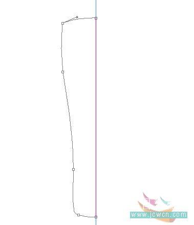 PS绘制橙汁玻璃杯_亿码酷站___亿码酷站平面设计教程插图1