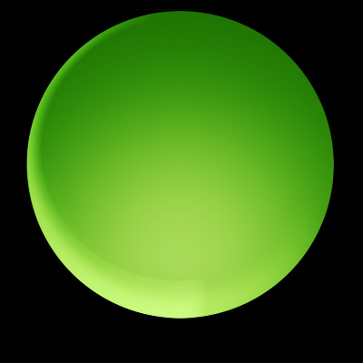 Photoshop绘制一个精致的水晶地球_亿码酷站___亿码酷站平面设计教程插图6