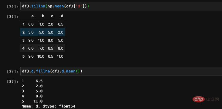 pandas妙招之 DataFrame基础运算以及空值填充_编程技术_编程开发技术教程插图10