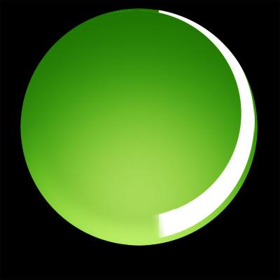 Photoshop绘制一个精致的水晶地球_亿码酷站___亿码酷站平面设计教程插图7