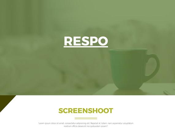 抹茶绿互联网技术公司网站模板_帝国cms模板