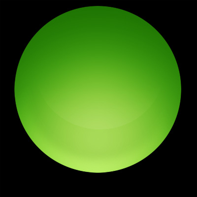 Photoshop绘制一个精致的水晶地球_亿码酷站___亿码酷站平面设计教程插图4