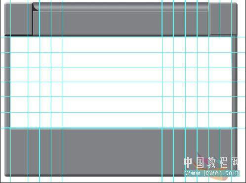 Photoshop鼠绘笔记本电脑_亿码酷站___亿码酷站平面设计教程插图16