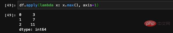 pandas技巧之 详解DataFrame中的apply与applymap方法_编程技术_编程开发技术教程插图8
