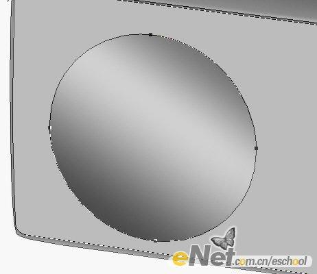 Photoshop鼠绘COOLPIX数码相机_亿码酷站___亿码酷站平面设计教程插图5