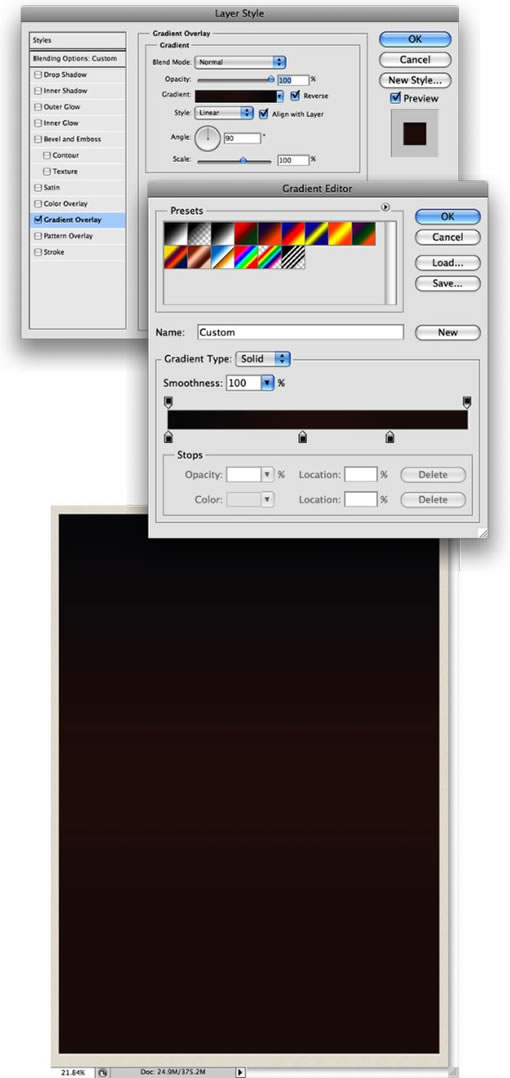 用photoshop制作蓬松漂亮的云彩_亿码酷站___亿码酷站平面设计教程插图3