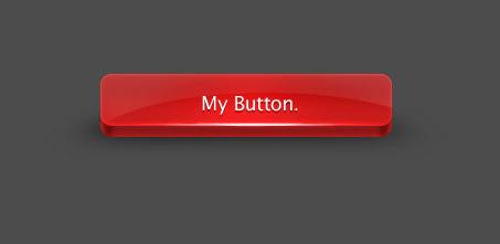 PS制作质感3D按钮_亿码酷站___亿码酷站平面设计教程