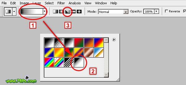 Photoshop制作剪纸字效果_亿码酷站___亿码酷站平面设计教程插图4