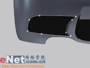 Photoshop鼠绘实例:宝马BMWM3_亿码酷站___亿码酷站平面设计教程插图19