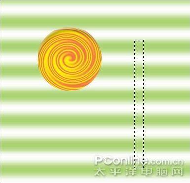 Photoshop滤镜制作彩色棒棒糖_亿码酷站___亿码酷站平面设计教程插图10