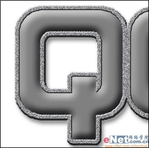 photoshop制作毛皮字效果_亿码酷站___亿码酷站平面设计教程插图12