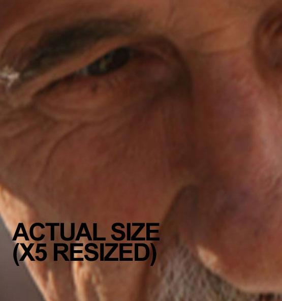 Photoshop真人照片转艺术写生素描画_亿码酷站___亿码酷站平面设计教程插图2