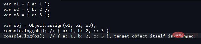 抱着枸杞奋战多夜,我总结了JavaScript与ES的25个重要知识点_亿码酷站_亿码酷站插图3