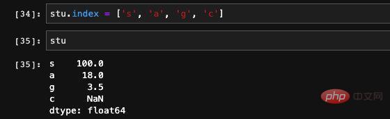使用pandas进行数据处理之 Series篇_亿码酷站_编程开发技术教程插图14