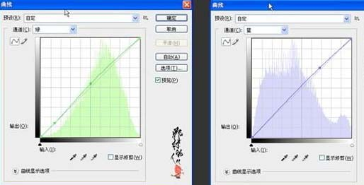 PS打造梦幻的绿色外景婚片_亿码酷站___亿码酷站平面设计教程插图7