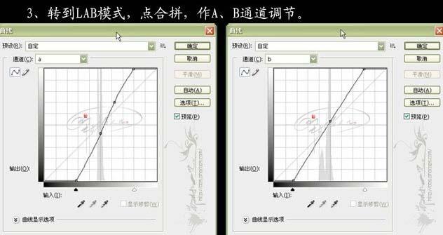Photoshop调出人物时尚的青色调_亿码酷站___亿码酷站平面设计教程插图5