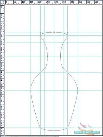Photoshop打造一只精美艺术花瓶_亿码酷站___亿码酷站平面设计教程插图1