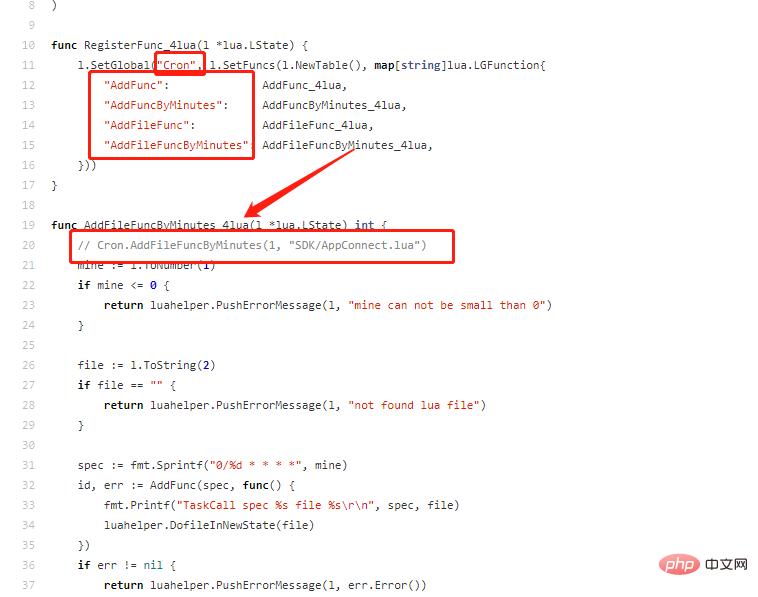 教你使用Golang和lua实现一个值班机器人_编程技术_编程开发技术教程插图7
