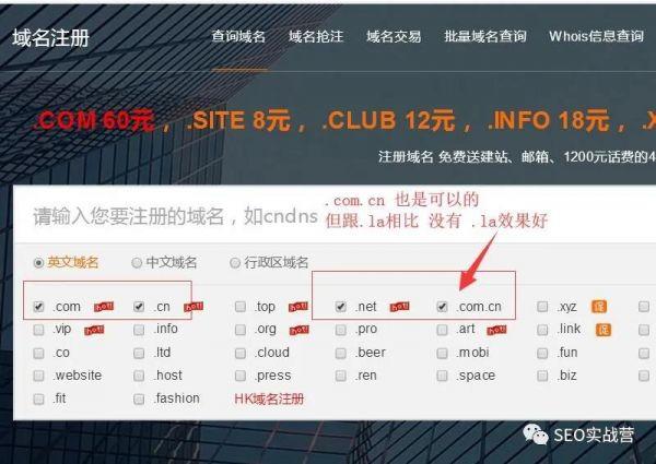 利用全拼域名快速排名的技巧_seo优化,学习seo优化插图2