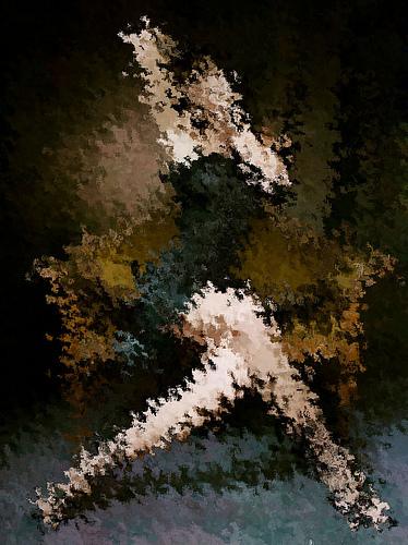 忧郁深褐色模糊背景效果的人像色调处理教程_亿码酷站___亿码酷站平面设计教程插图7