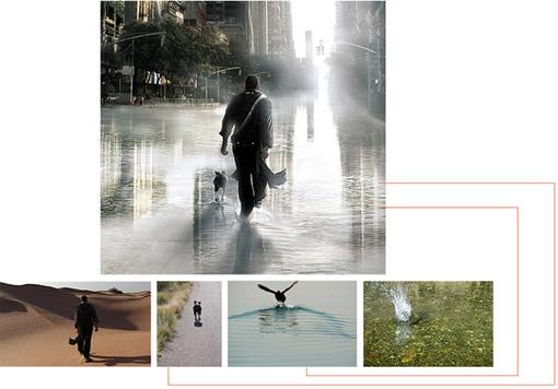 用Photoshop打造一座灾难城市_亿码酷站___亿码酷站平面设计教程插图9