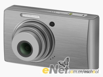 Photoshop鼠绘COOLPIX数码相机_亿码酷站___亿码酷站平面设计教程插图18