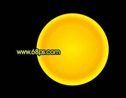 Photoshop制作漂亮的彩色气球_亿码酷站___亿码酷站平面设计教程插图4