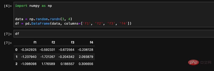 使用pandas进行数据处理之 DataFrame篇_编程技术_亿码酷站插图3