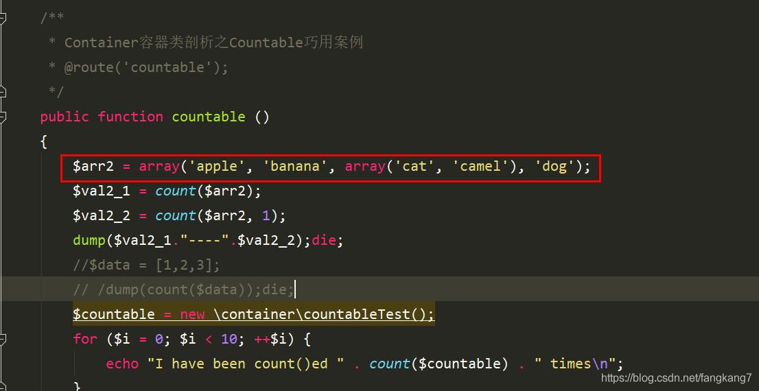 ThinkPHP容器之你不知道的count用法_编程技术_亿码酷站插图1