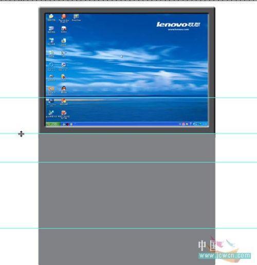 Photoshop鼠绘笔记本电脑_亿码酷站___亿码酷站平面设计教程