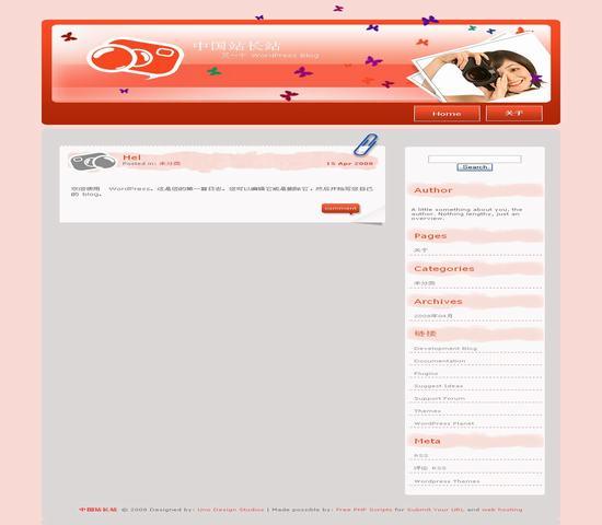 WordPress Photometoo模板_亿码酷站_wordpress主题